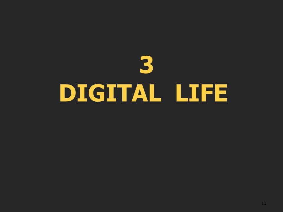 3 DIGITAL LIFE