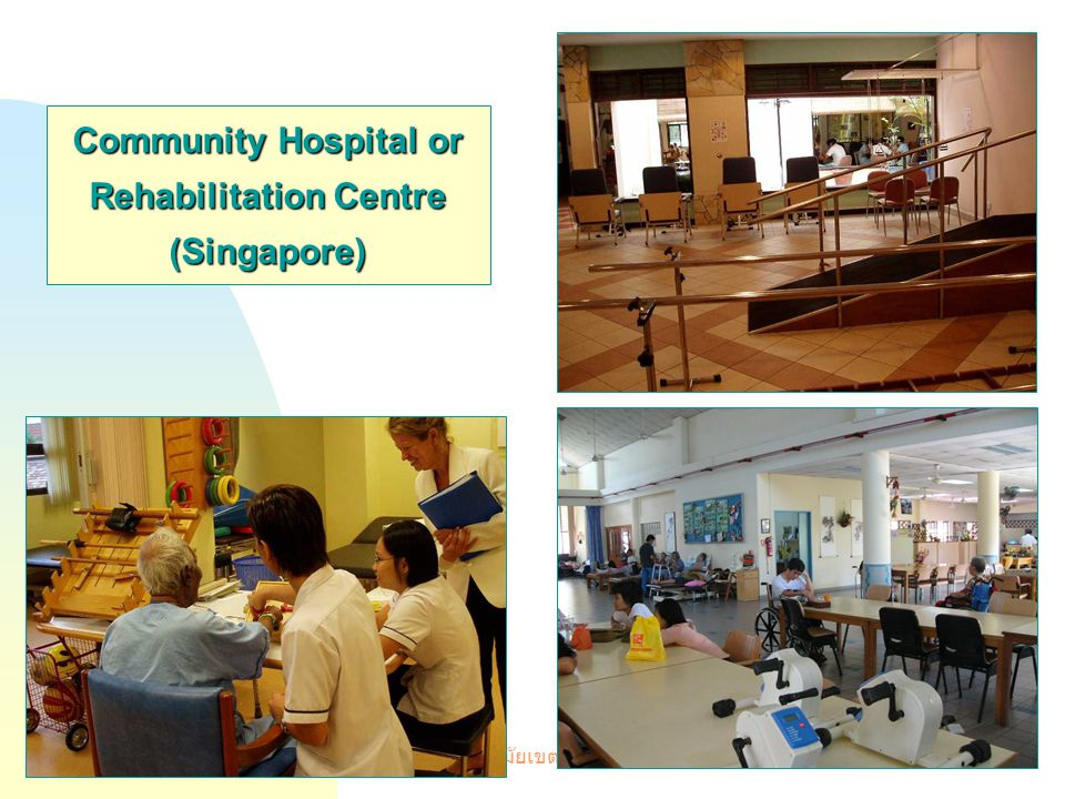Community Hospital or Rehabilitation Centre