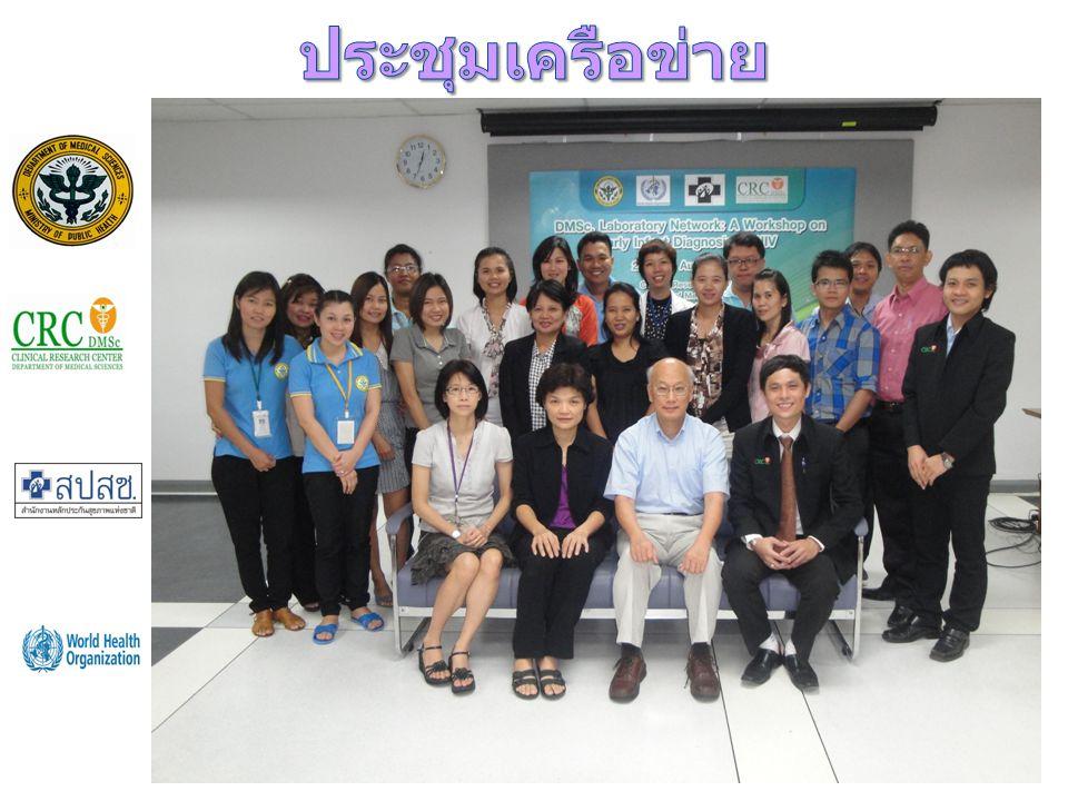ประชุมเครือข่าย 2555