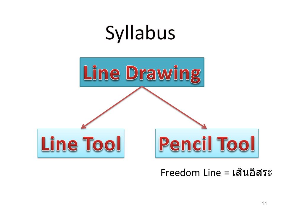 Line Drawing Line Tool Pencil Tool