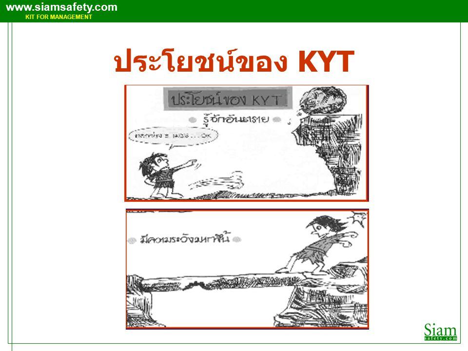 ประโยชน์ของ KYT