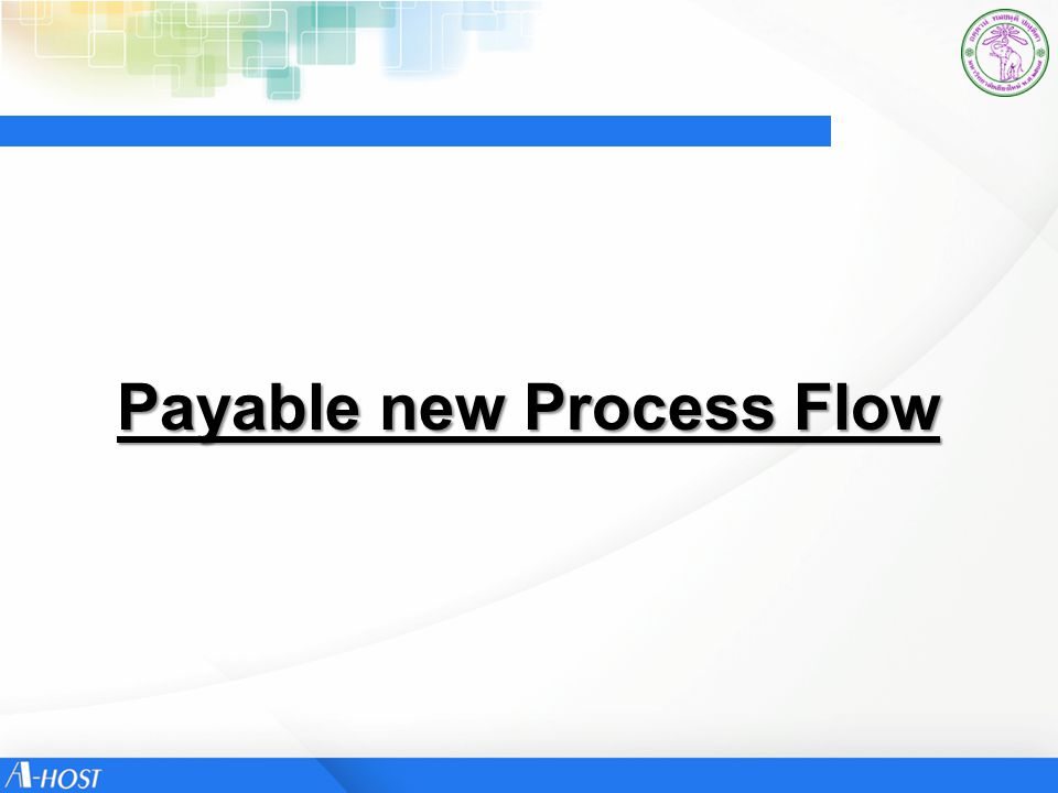 Payable new Process Flow