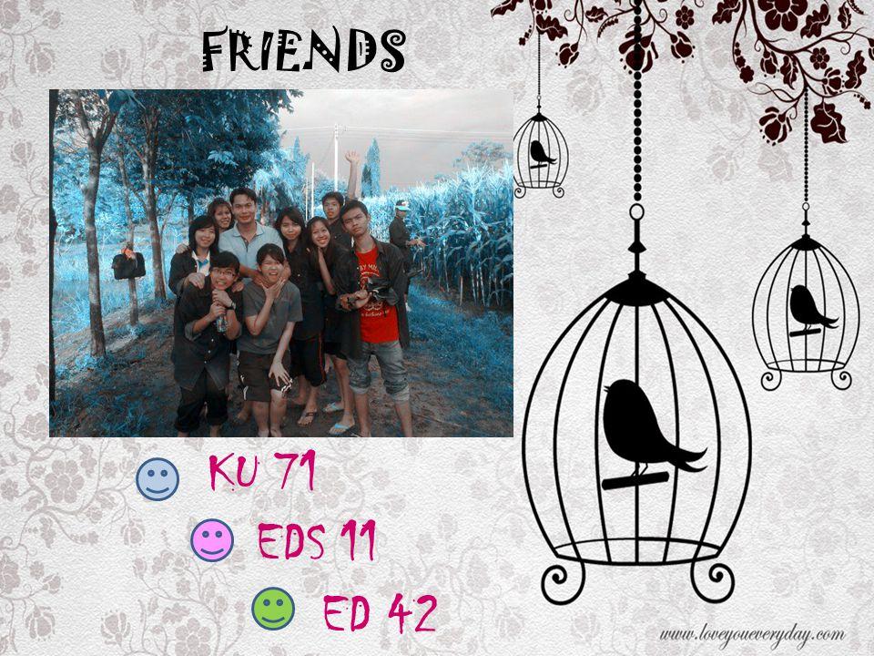 FRIENDS KU 71 EDS 11 ED 42