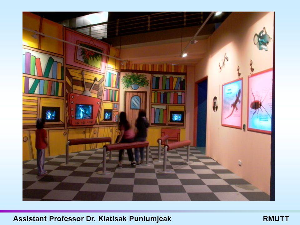 Assistant Professor Dr. Kiatisak Punlumjeak RMUTT