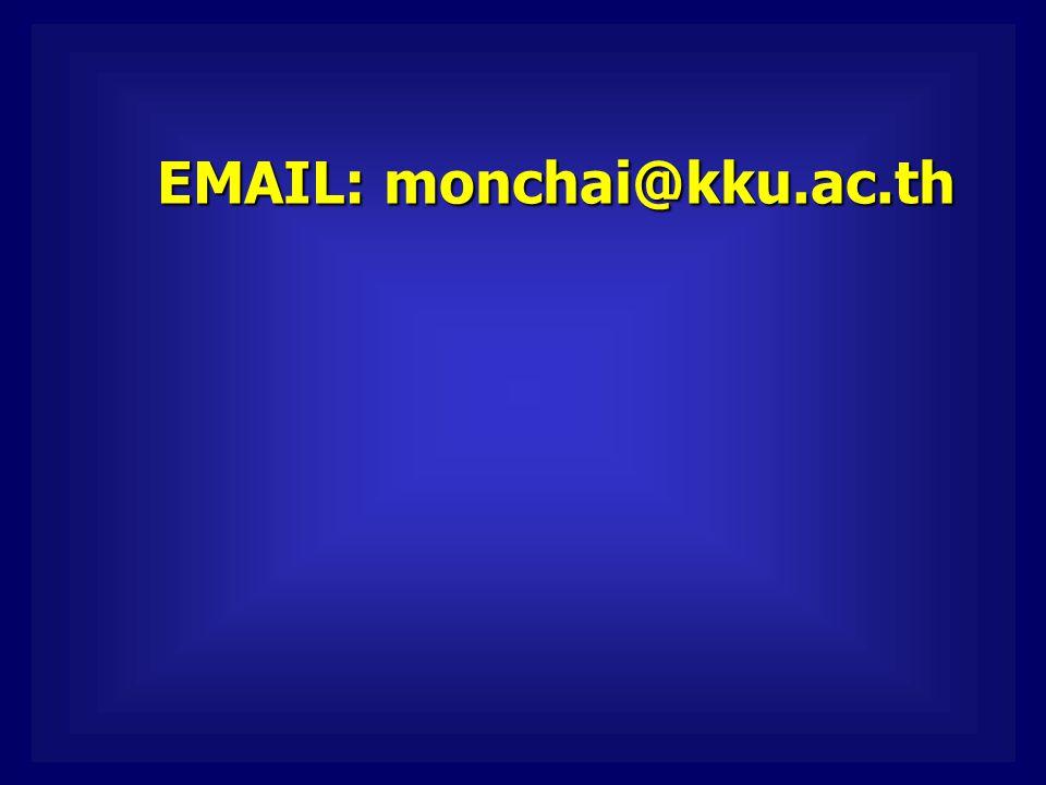 EMAIL: monchai@kku.ac.th