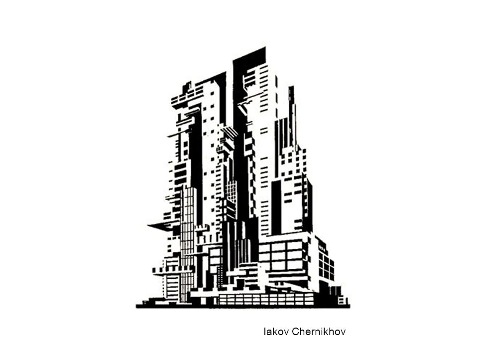 Iakov Chernikhov