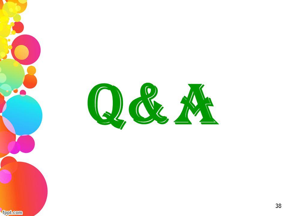Q&A 38