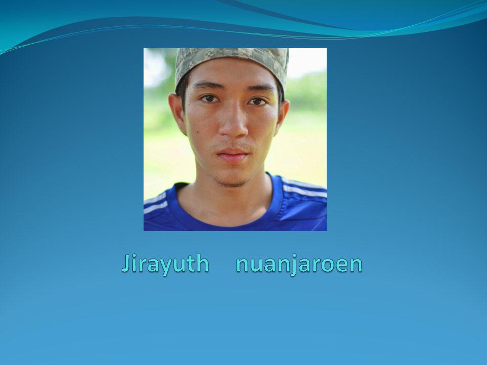 Jirayuth nuanjaroen