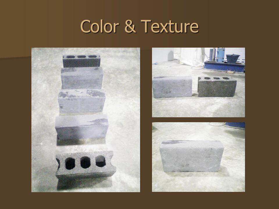 Color & Texture
