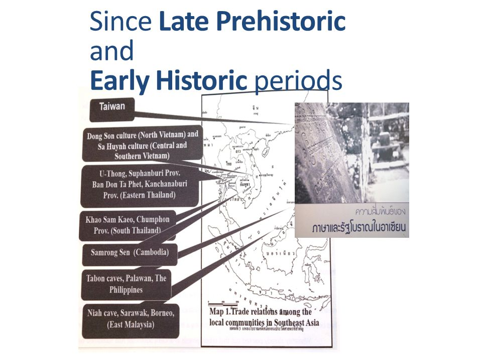 Since Late Prehistoric and Early Historic periods