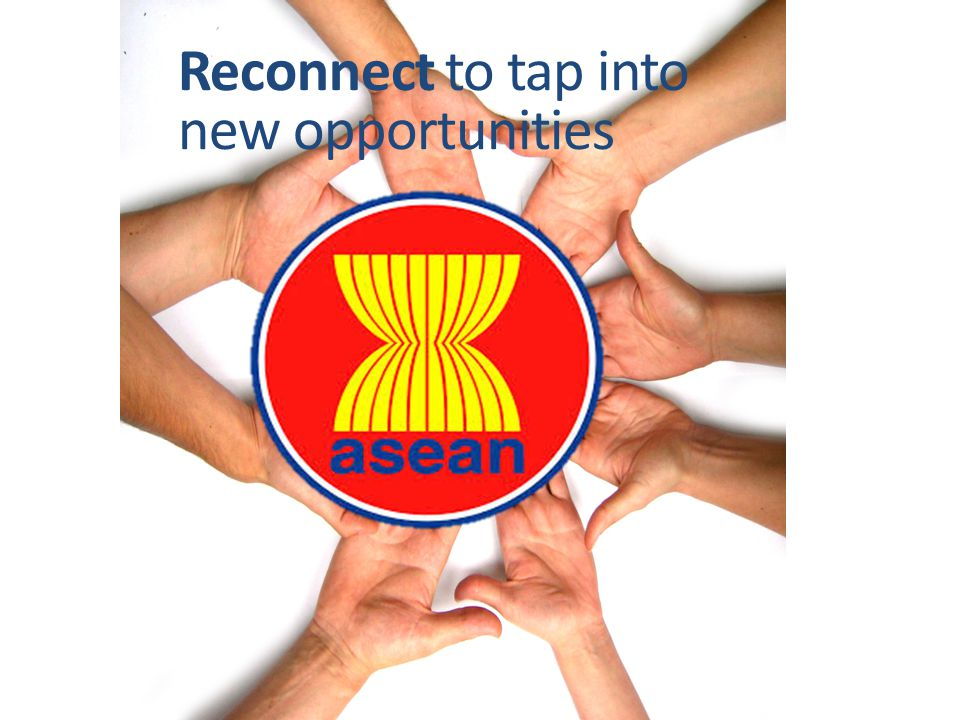 Reconnect to tap into new opportunities