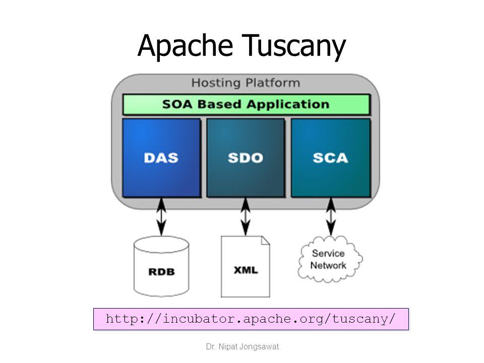 Apache Tuscany http://incubator.apache.org/tuscany/
