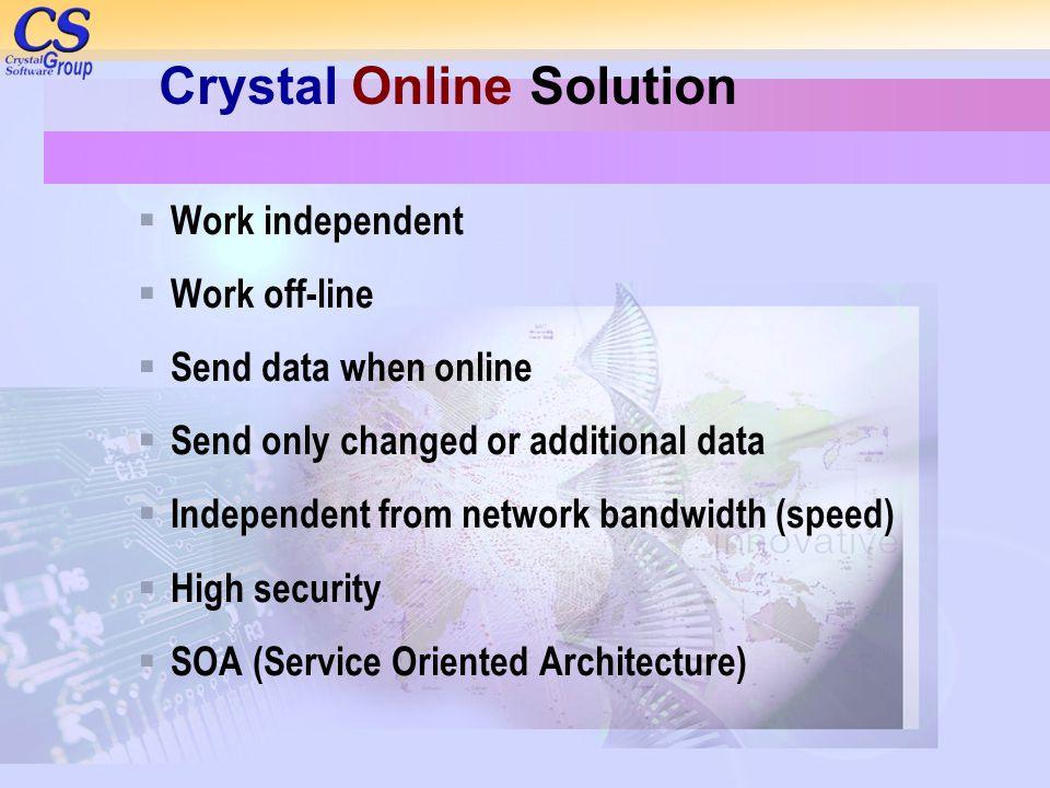 Crystal Online Solution