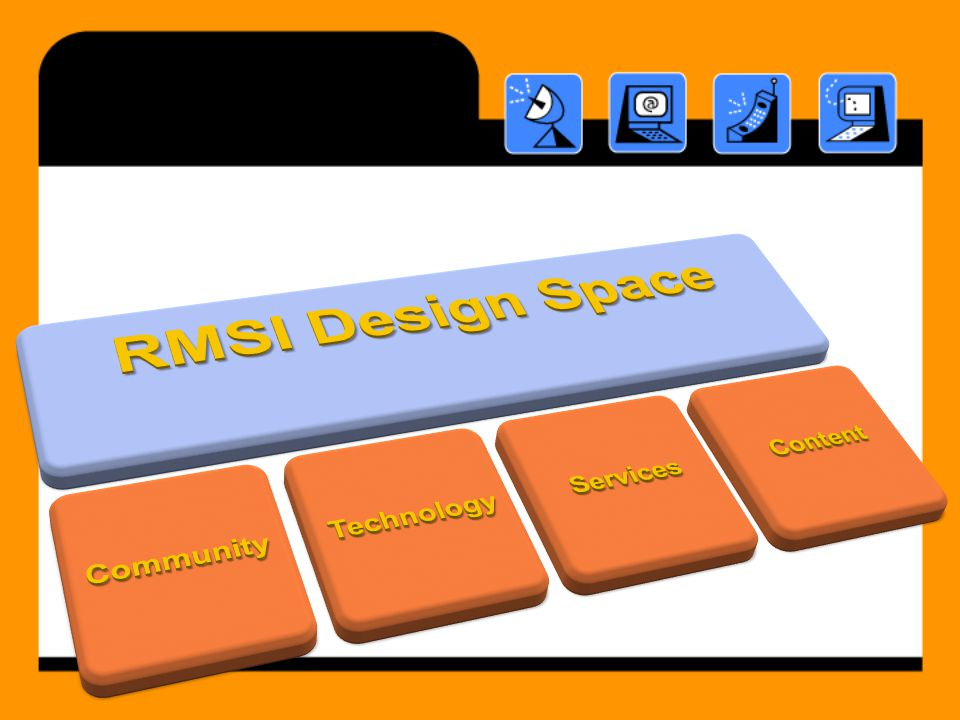 RMSI Design Space Community Technology Services Content
