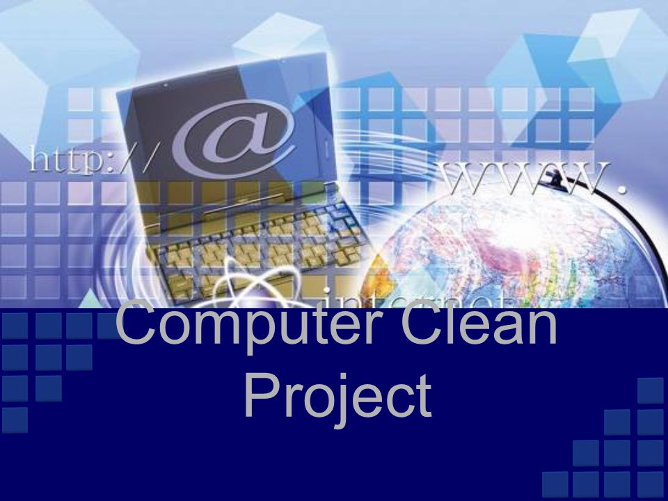 Computer Clean Project