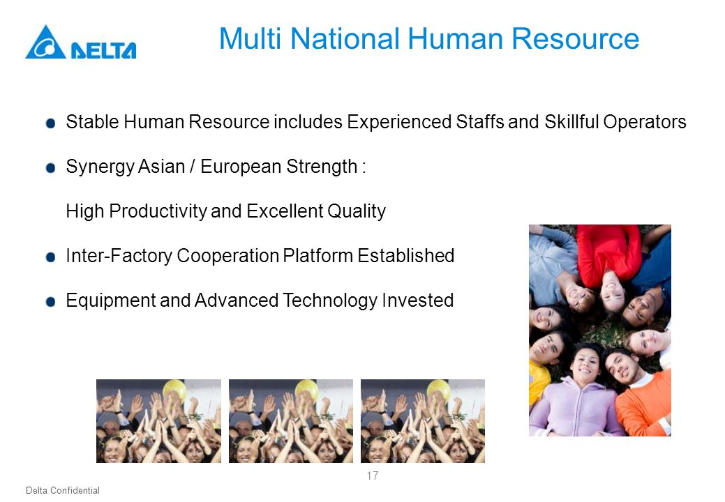 Multi National Human Resource
