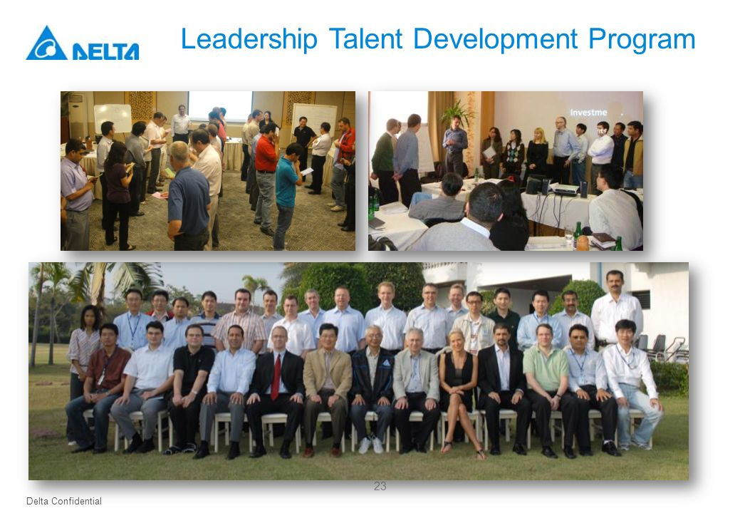 Leadership Talent Development Program