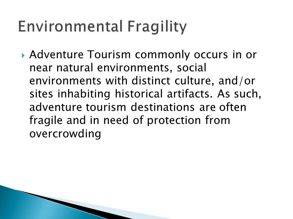 Environmental Fragility