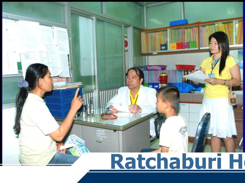 Ratchaburi Hospital