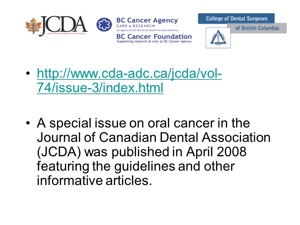 http://www.cda-adc.ca/jcda/vol-74/issue-3/index.html