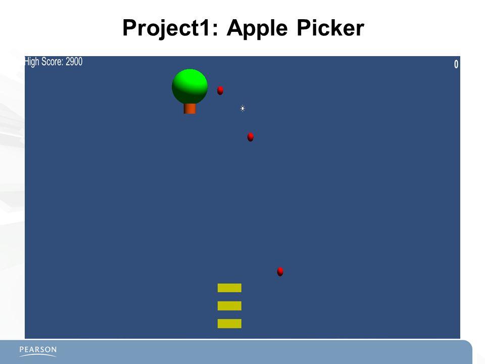Project1: Apple Picker