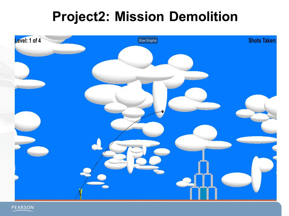 Project2: Mission Demolition