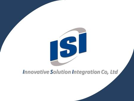 Innovative Solution Integration Co, Ltd