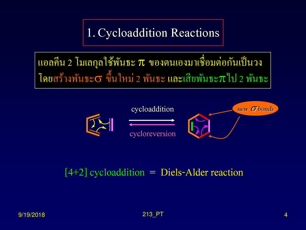 Cycloaddition Reactions