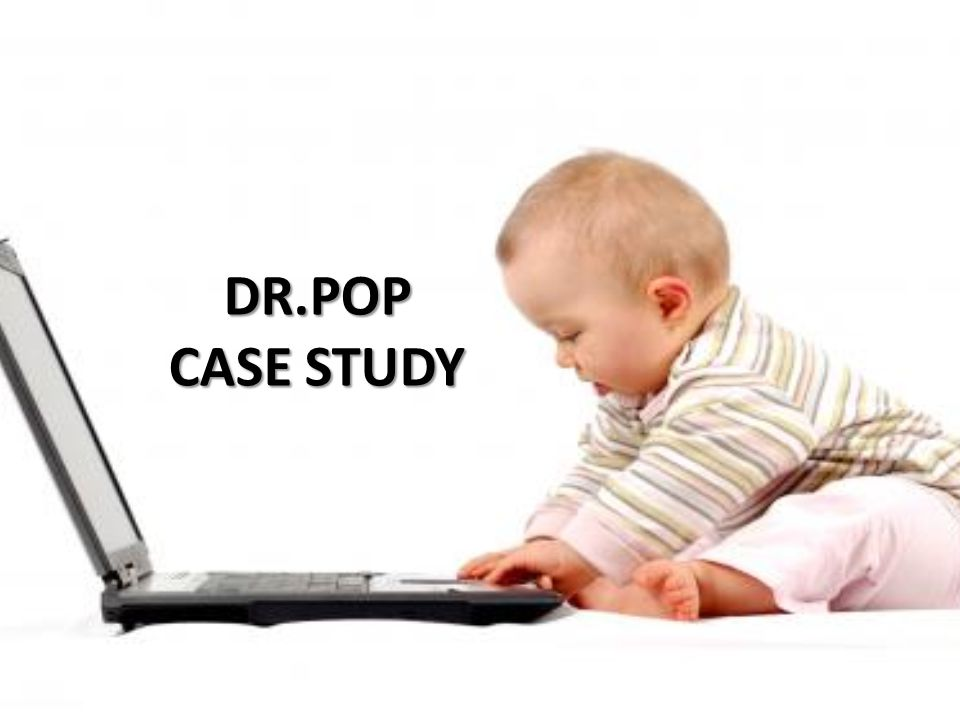 DR.POP CASE STUDY