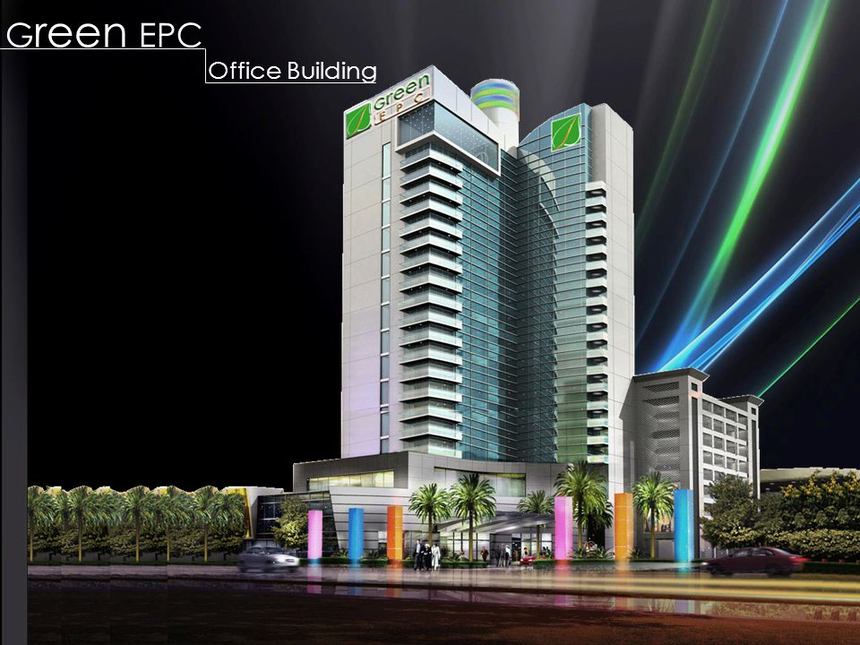 Green EPC Office Building
