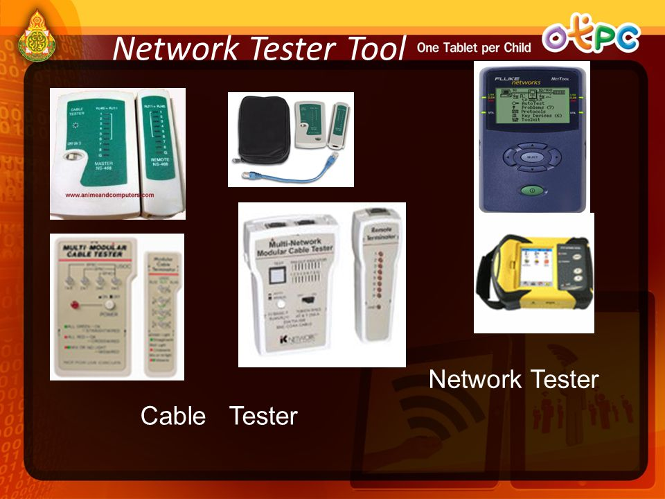 Network Tester Tool Network Tester Cable Tester