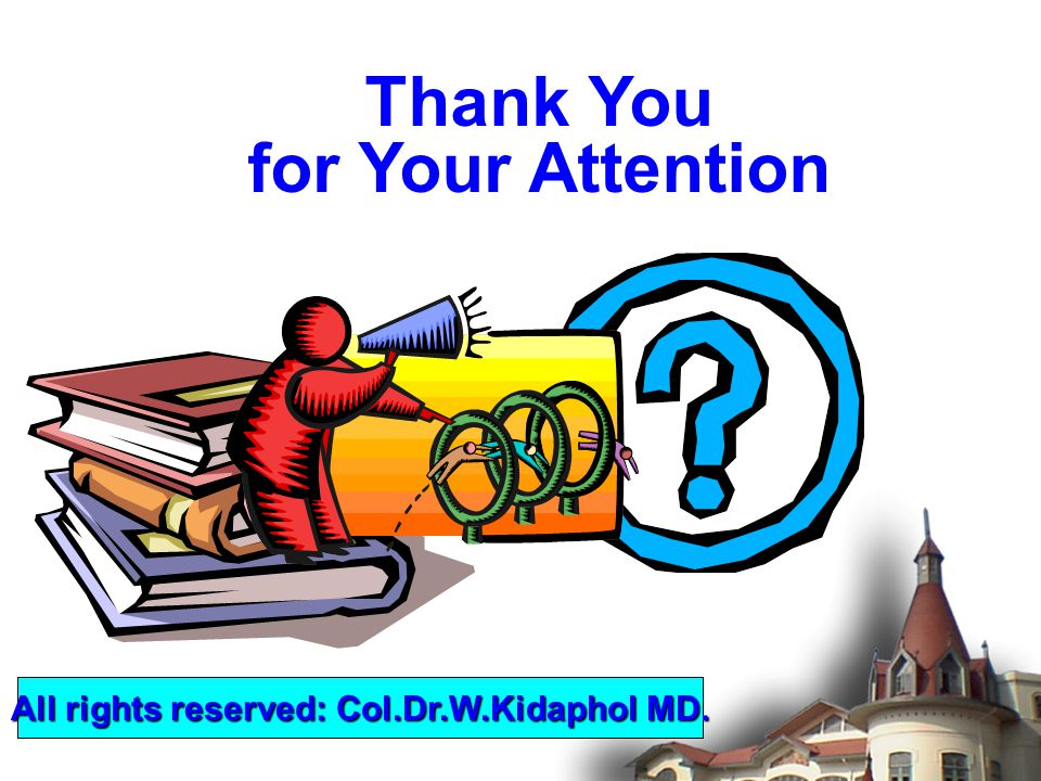 All rights reserved: Col.Dr.W.Kidaphol MD.