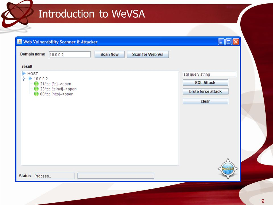 Introduction to WeVSA