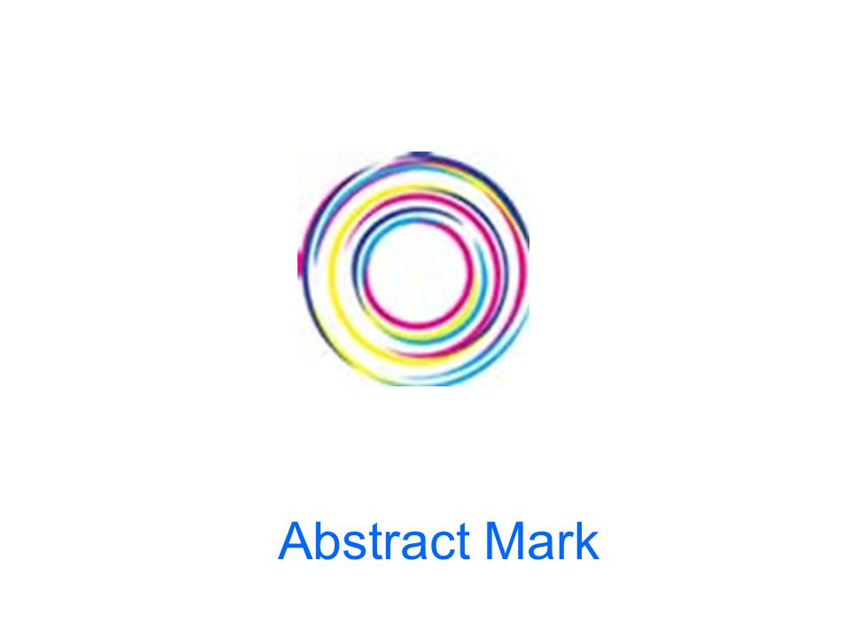 Abstract Mark