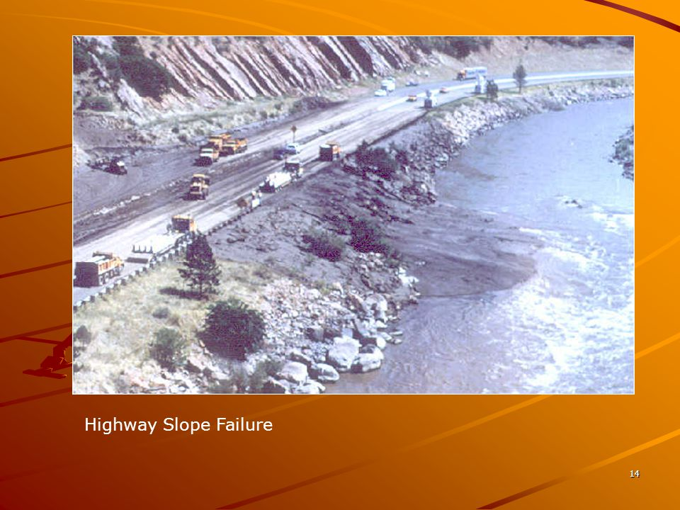 Highway Slope Failure