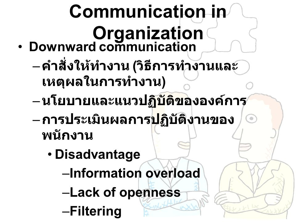 Communication in Organization
