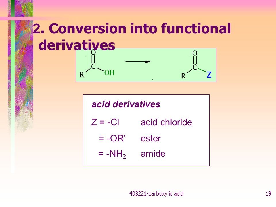 2. Conversion into functional derivatives