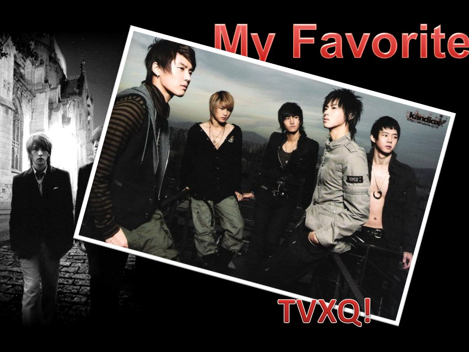 My Favorite TVXQ!