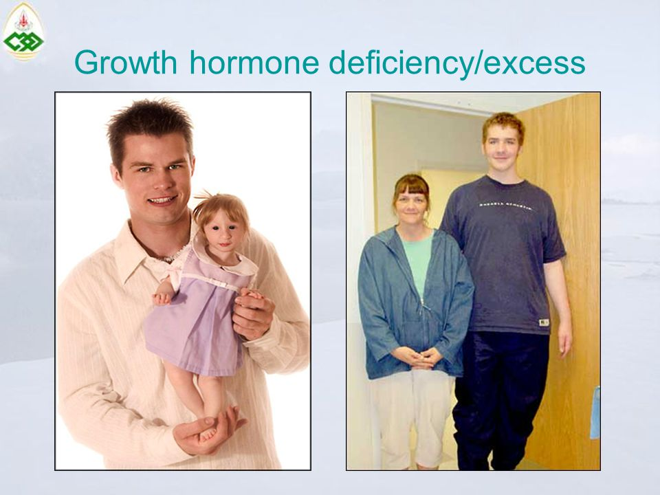 Growth hormone deficiency/excess