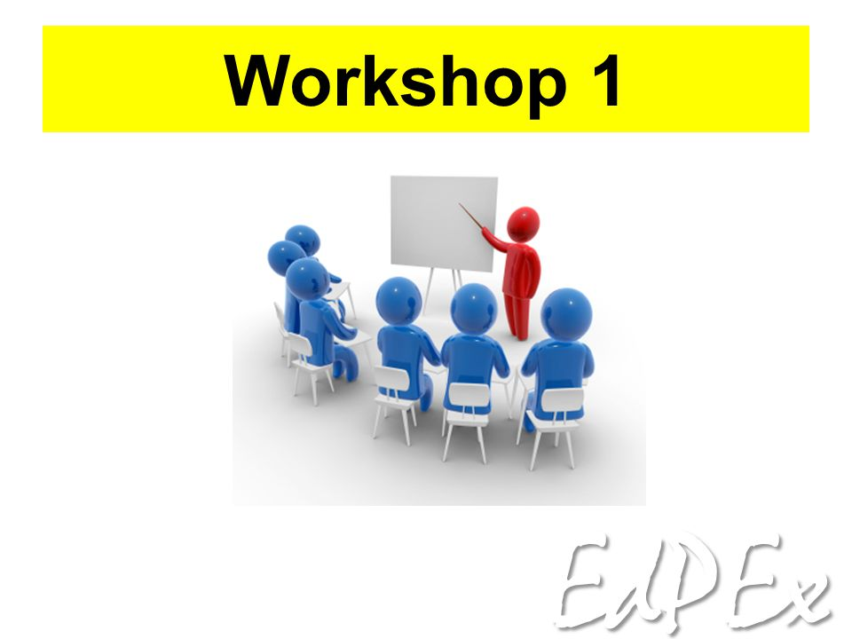 Workshop 1