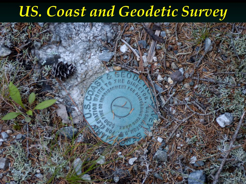 US. Coast and Geodetic Survey