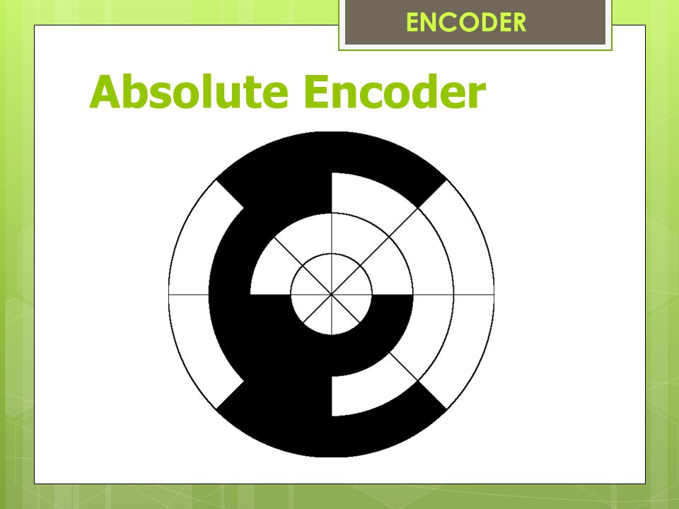 ENCODER Absolute Encoder