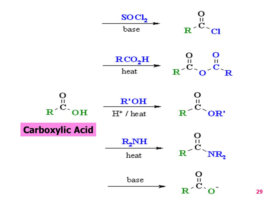 Carboxylic Acid 29