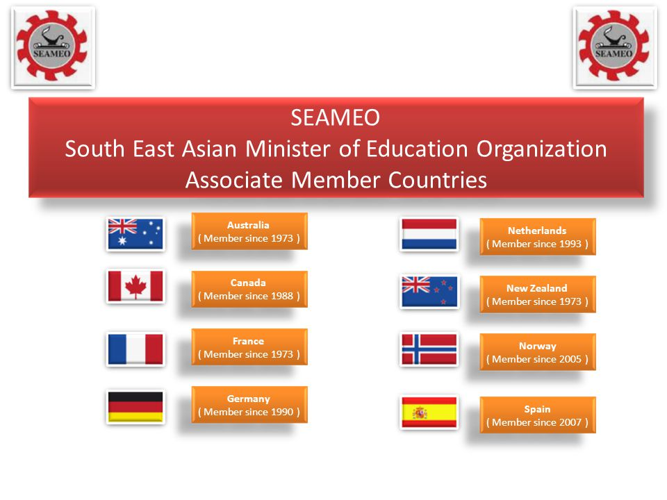 South East Asian Minister of Education Organization