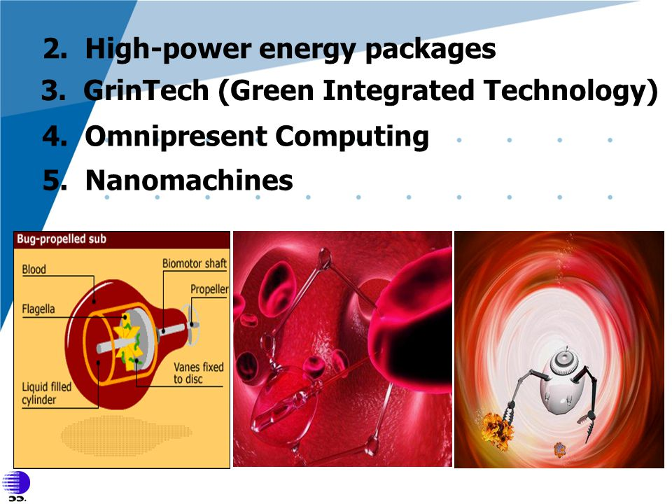 2. High-power energy packages