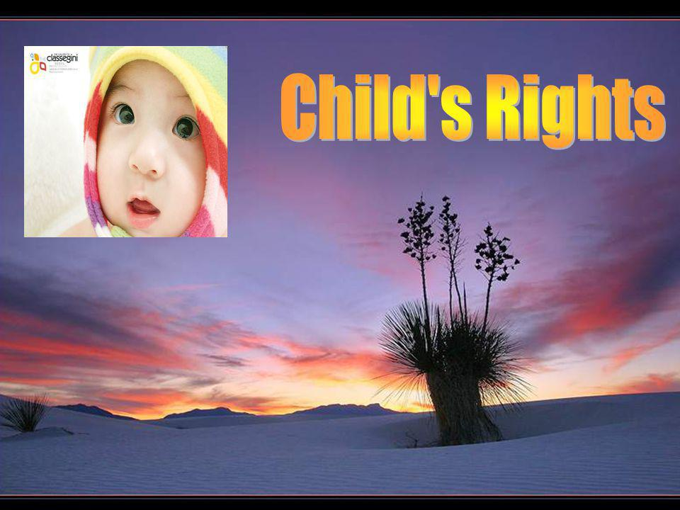 Child s Rights