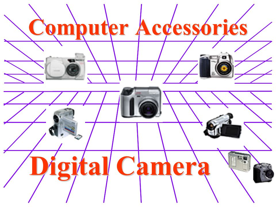 Computer Accessories Digital Camera