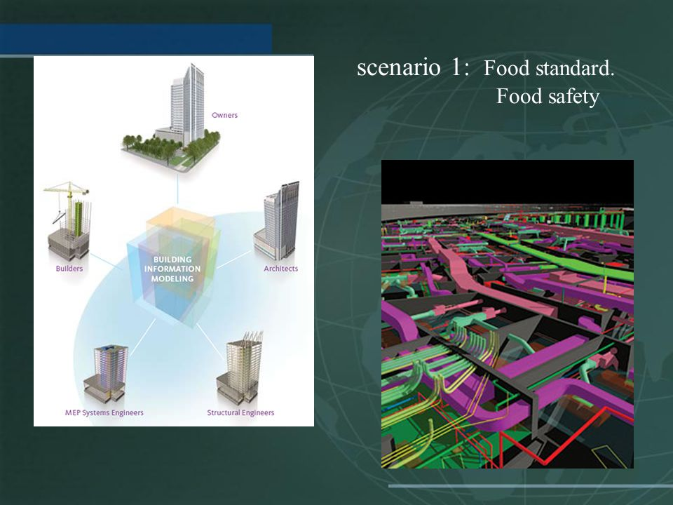 scenario 1: Food standard. Food safety