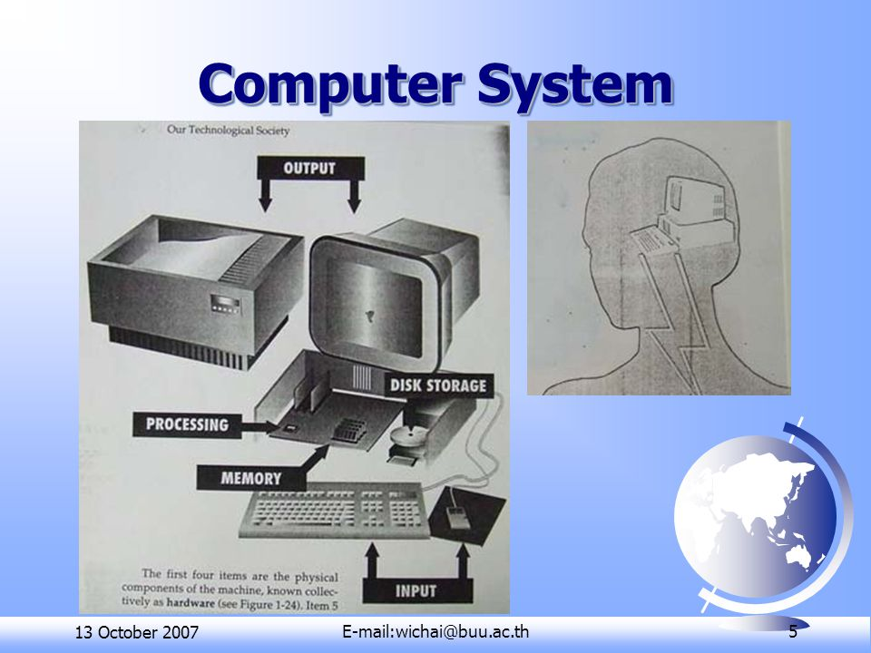 Computer System 13 October July 2002