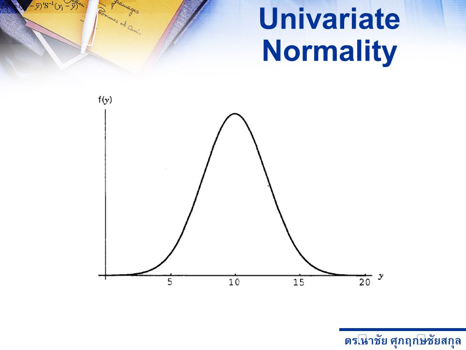 Univariate Normality